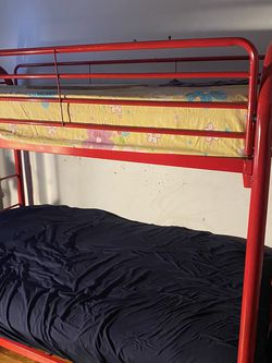 Twin Bunk Bed Great Condition Need Gone ASAP!! for Sale in The Bronx,  NY