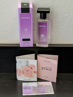 Avon 50ml perfume with samples for Sale in Everett,  WA