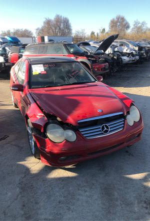2004 Mercedes Benz c230 parts only #01820 for Sale in Stockton, CA