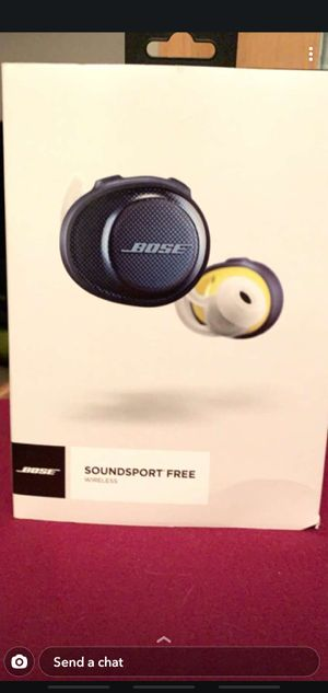Bose- Soundport Free Wireless Headphones for Sale in Phoenix, AZ