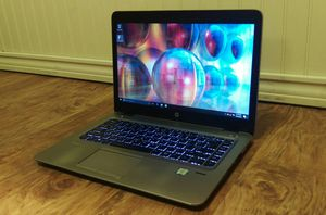 HP Sixth Generation i5-6300u 8GB 180GB SSD Back-Lit Laptop for Sale in Tacoma, WA