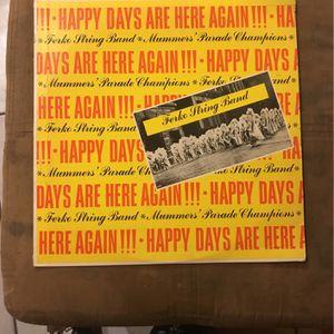 Days Are Here Again.Ferko String Band for Sale in La Mirada, CA