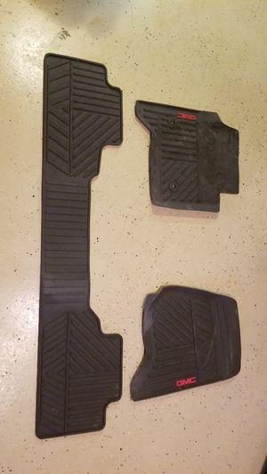 2014 -2017 gmc sierra all weather floor mat set for Sale in PUEBLO DEP AC, CO