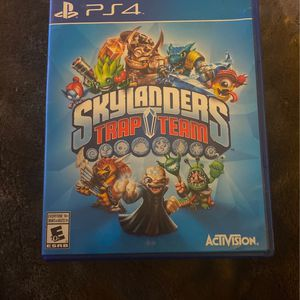 Skylander For The PS3 And Ps4 For Trade Or Cash for Sale in Tacoma, WA