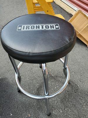 Iron ton bar stool for Sale in Phoenix, AZ