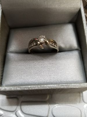 White gold 14k ring for Sale in Kennewick, WA
