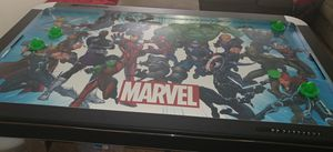Full size Marvel Comics air hockey table for Sale in Mesquite, TX