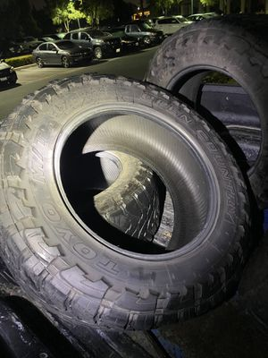Toyo tires 35/{link removed} for Sale in Pomona, CA