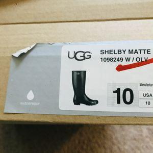 UGG Rain boots for Sale in Corona, CA