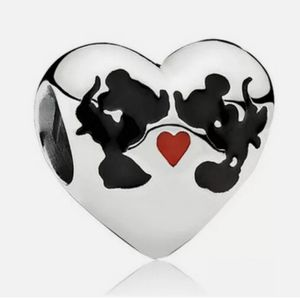 Mickey and Minnie Mouse Charm Bead for Sale in Wichita, KS