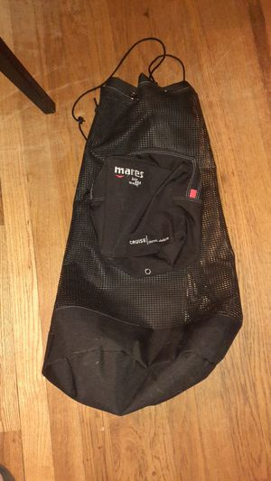 Mares Cruise mesh deluxe Dive bag for Sale in San Jose, CA