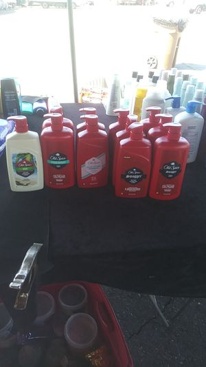 Old spice 8 each new i speak sapnish and English for Sale in Lodi, CA