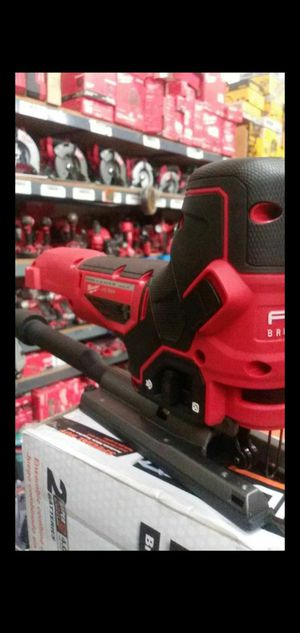 MILWAUKEE M18 FUEL BRUSHLESS JIGSAW for Sale in Colton, CA