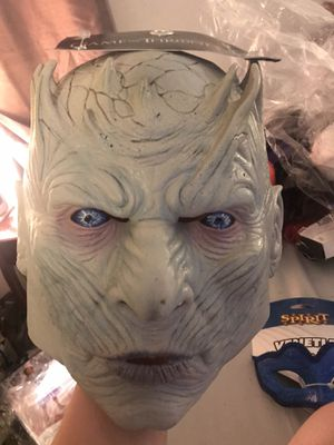 Game of thrones Halloween mask for Sale in Arlington, TX
