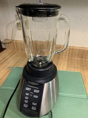 Oster Blender - glass Jar(7 cup) for Sale in Sunnyvale, CA