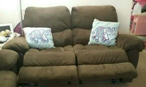 recliner and rocker sofa and loveseat for Sale in La Vergne, TN