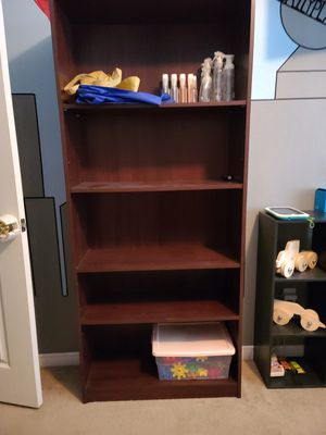 6 foot book shelves for Sale in Bakersfield, CA