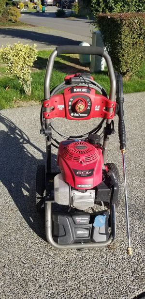 Pressure washer & 24 ft wand. Moving must sell. for Sale in Auburn, WA