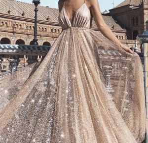 Beautiful long gold dress for Sale in Visalia, CA