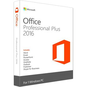 MICROSOFT OFFICE 2016 PROFESSIONAL for Sale in Salinas, CA