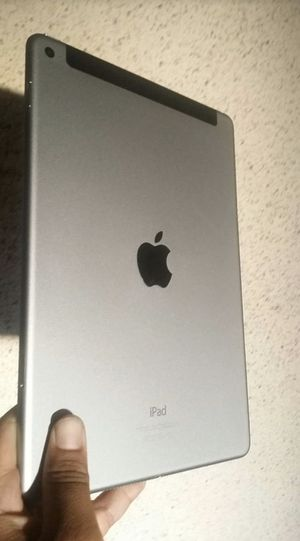 """Apple IPad Air 2 (9.7"""" Retina Display/ Thinnest ipad ever / Latest iOS / Fingerprint) 16GB WiFi + Cellular (LTE/Unlocked) with complete Accessories for Sale in Rosemead, CA"""
