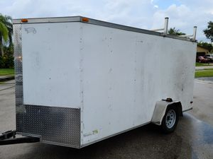 Cargo trailer 6x12 for Sale in Boca Raton, FL