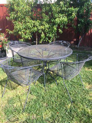 Patio furniture. for Sale in Elk Grove, CA