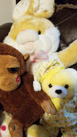 Kids teddy bear soft toys for Sale in Damascus, OR