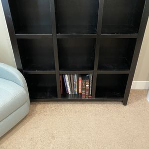 Living Spaces Bookcase In Brown/Black Color for Sale in San Jose, CA