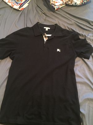 Burberry shirt for Sale in Raleigh, NC