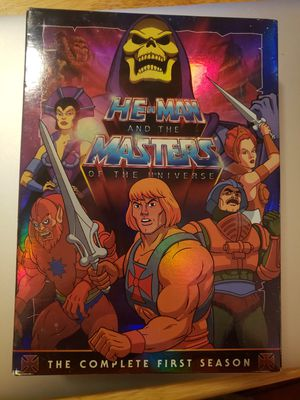 He-man and the masters of the universe season 1 for Sale in Phoenix, AZ