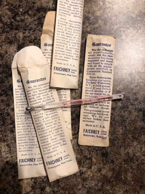 Vintage rectal thermometer (not for use) for Sale in Sumner, WA
