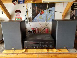 Stereo reciever Yamaha for Sale in Glendora, CA