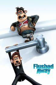 Flushed away DVD movie for Sale in Quartzsite, AZ