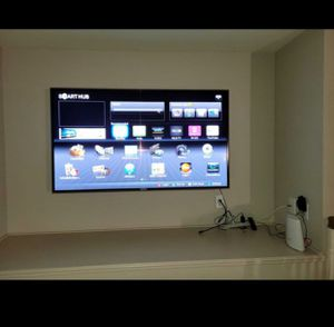 Smart TV Samsung 55 inch for Sale in Hawthorne, CA