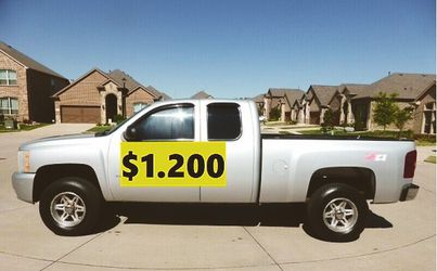 ✅🔥💲1,2OO I'm selling Urgently🔥✅2011 Chevrolet Silverado ✅ for Sale in Detroit,  MI