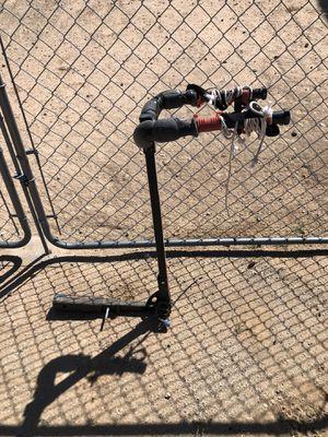 2 bike rack for hitch for Sale in Queen Creek, AZ