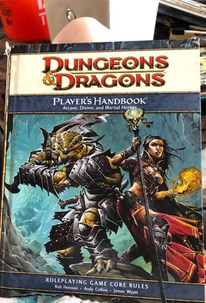 Dungeons Dragons Player Handbook for sale | Only 3 left at -70%
