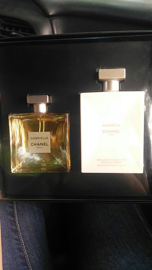 Chanel Gabrielle. Perfume and lotion for Sale in Modesto, CA