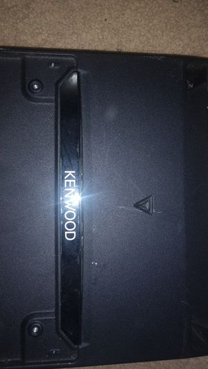 Kenwood 12v amplifier for Sale in Dona Vista, FL