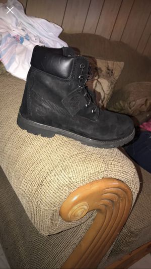Timberlands (black) for Sale in Alexandria, LA
