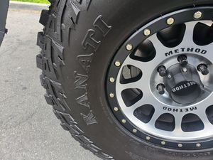 I am selling this rims and tires Brand new For more info hit me up for Sale in Norwalk, CA