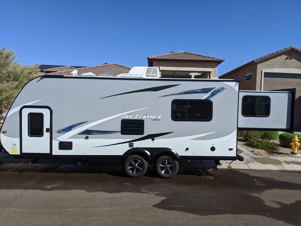 2017 Jayco X213 Jay Feather Travel Trailer