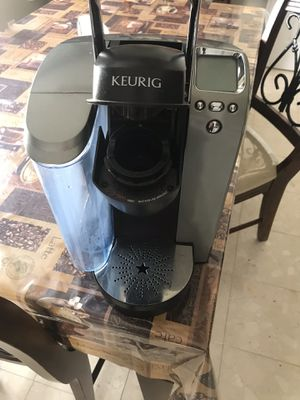 Keurig K70 platinum perfect condition $60 for Sale in Riverside, CA