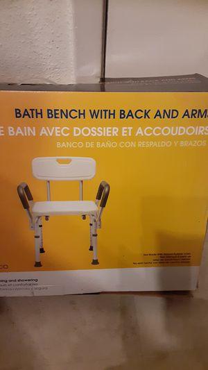 Guardian bath bench for Sale in Pasadena, TX