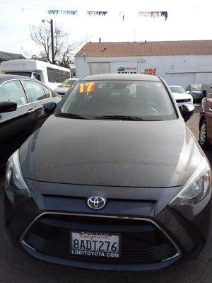 2017 Toyota yaris for Sale in Modesto, CA