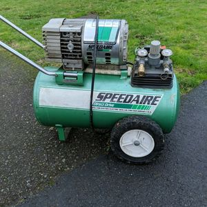 Speedaire Air Compressor for Sale in Seattle, WA