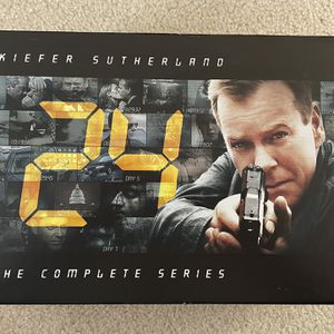 24 The Complete Series DVDs for Sale in Allen, TX
