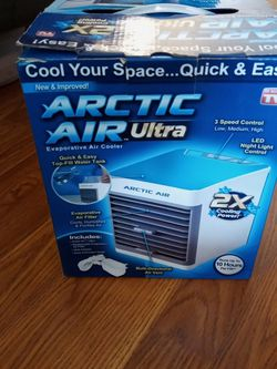 artic air portable ac unit and humidifier for Sale in Lynnwood,  WA