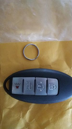 NissanVersa Electronic key fob for Sale in Tacoma, WA
